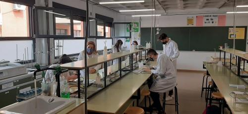 LCATM MCTF Campaña 2020 CES Ramón y Cajal (Granada) Fotos 10