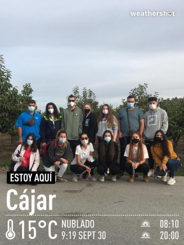 LCATM MCTF Campaña 2020 CES Ramón y Cajal (Granada) Fotos 04