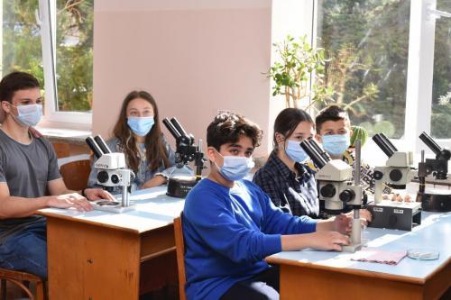 LCATM MCTF Campaña 2020 Mriya School (Odessa) Fotos 14