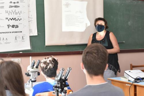 LCATM MCTF Campaña 2020 Mriya School (Odessa) Fotos 15