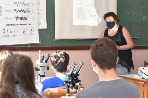 LCATM MCTF Campaña 2020 Mriya School (Odessa) Fotos 16