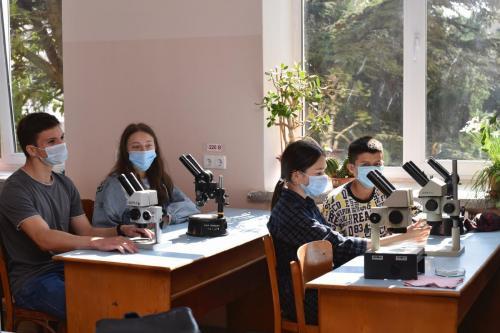 LCATM MCTF Campaña 2020 Mriya School (Odessa) Fotos 9